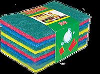Скребок кухонный фибровый (10 шт)