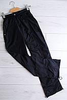 Спортивные штаны женские черные размер XL ABC 9419
