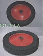 Колесо   4,00 -8   TL   (бескамерное, под ось d-20мм) (красное)   MRHD
