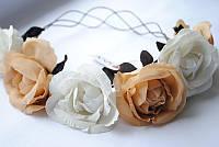 Веночек для волос «Розы»