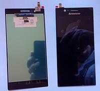 Lenovo K900 тачскрін + дисплей LCD сенсор оригінал тестований