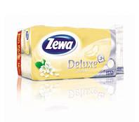ZEWA Deluxe Жасмин бумага туалетная 3-х слойная, 16 шт.