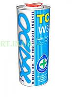 Масло   2T, 1л   (минеральное, Atomic Oil TC W3) (для водной мототехники)   (20117)   ХАДО