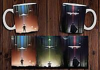 "Чашка ""Star Wars"" / Кружка Звездные войны №6"