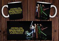 "Чашка ""Star Wars"" / Кружка Звездные войны №7"