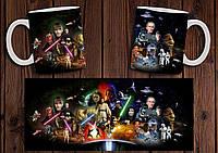 "Чашка ""Star Wars"" / Кружка Звездные войны №12"