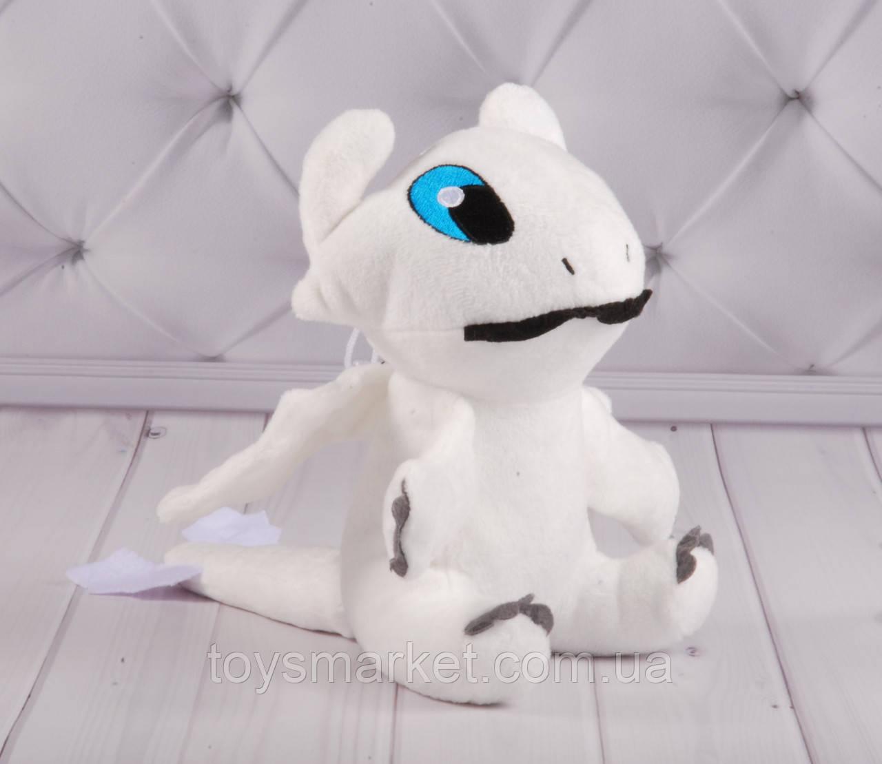 """Мягкая игрушка Беззубик, Дневная Фурия, """"Как приручить дракона"""""""