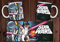 "Чашка ""Star Wars"" / Кружка Звездные войны №18"