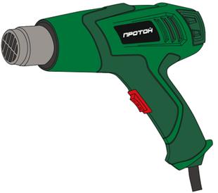 Фен технічний Протон ФТ-2000/А