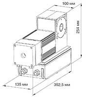DoorHan Shaft-30 комплект автоматики для промышленных секционных ворот, фото 9