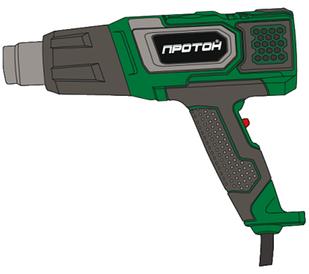 Фен технічний Протон ФТ-2000/У