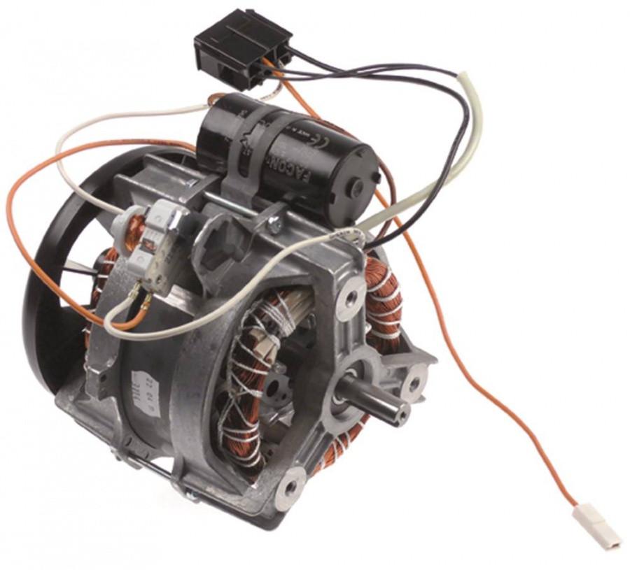 Двигатель 3114/S 220V для овощерезки Robot Coupe CL50D Ultra