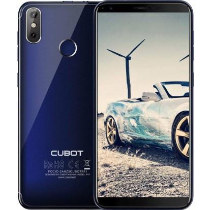Cubot R11 blue