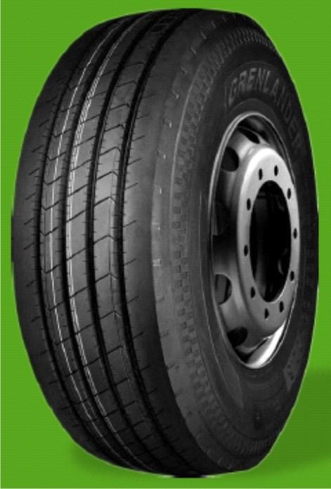 Грузовая шина 385/65R22.5  GRENLANDER GR666 (Универсальная) 160K