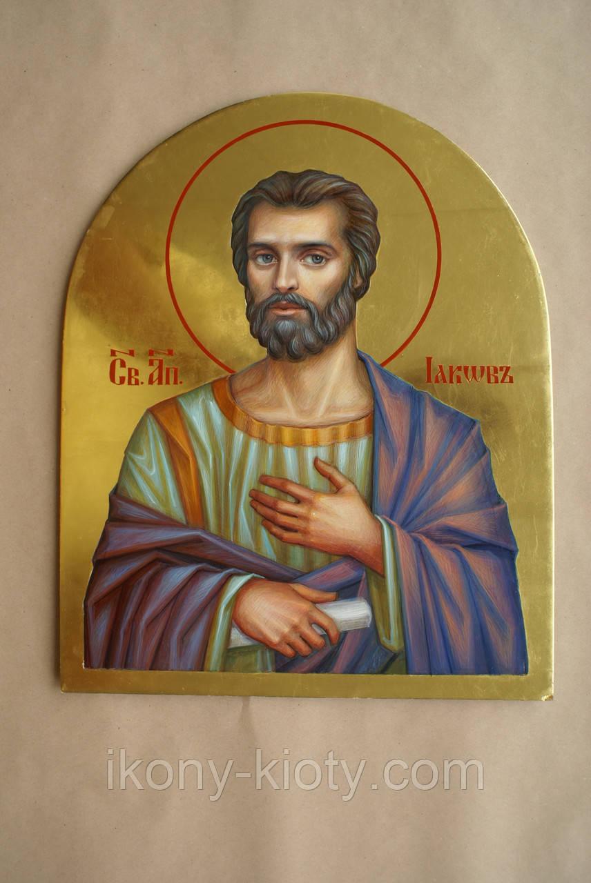 Икона Святого апостола Иакова Заведеева.