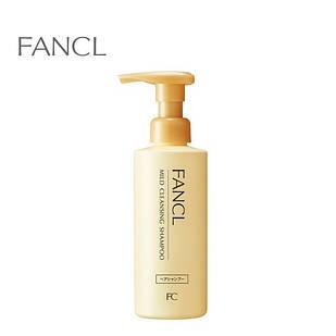 Fancl Мягкий очищающий шампунь без силикона для всех типов волос, 250 мл