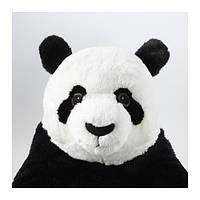М'яка іграшка панда ІКЕА, мягкая игрушка DJUNGELSKOG, 804.028.09