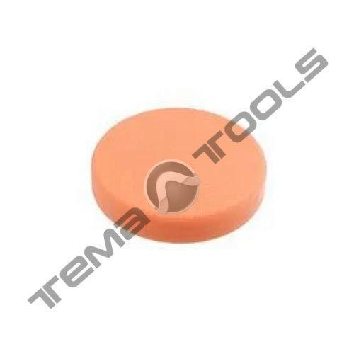 Круг поролоновый полировальный плоский VELCRO 150 мм на липучке