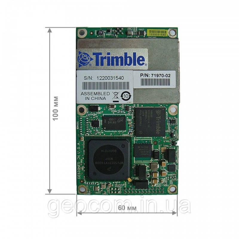 GNSS OEM модуль Trimble BD970
