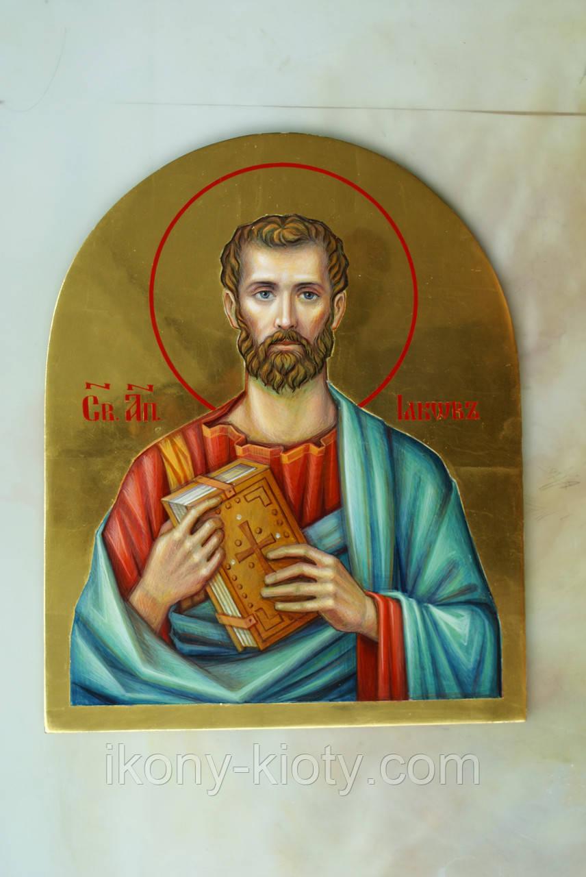 Икона Святого апостола Иакова.