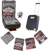 Набір інструментів Kraft Gold 408 tlg