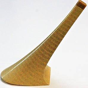 Каблук женский пластиковый 11010 беж р.2-3  h-11,5-12,0 см., фото 2