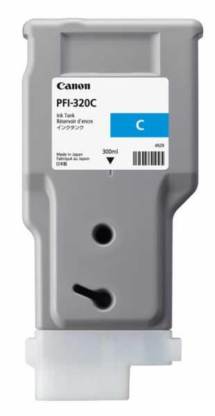 Тонер-картридж Canon PFI-320C Cyan