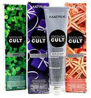 Краска для волос Matrix Socolor Cult вся палитра оттенков, 90 мл