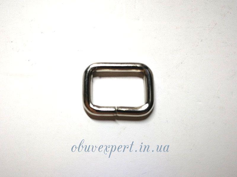 Рамка проволочная 10,5х7 мм, толщ 2 мм Никель