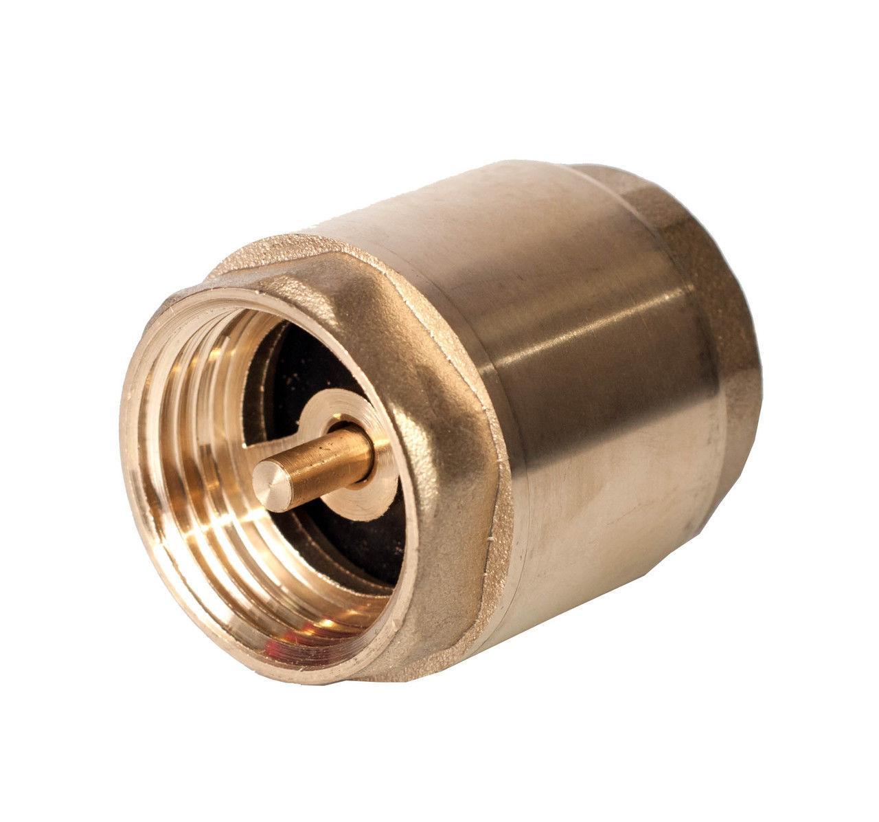 Обратный клапан  1/2 (15) Water pro