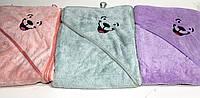 Полотенце-Уголок 3482 (Поштучно) микрофибра, фото 1