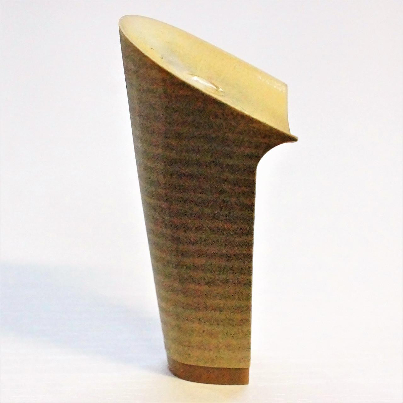 Каблук женский пластиковый 9518 беж Сталекс р.3-1  h-9,2-8,5 см.