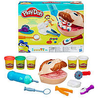 Набор теста для лепки Play Doh Мистер Зубастик Оригинал B5520 Плей до
