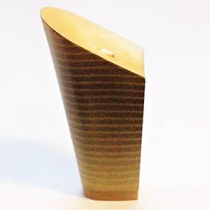 Каблук женский пластиковый 9517 беж р.1-4  h-8,6-9,7 см., фото 2