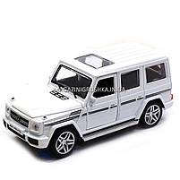 Игрушка машина модель Мерседес Бенц (Mercedes-Benz).Железные игрушечные машинки Гелендваген (Гелик)от Автопром, фото 4
