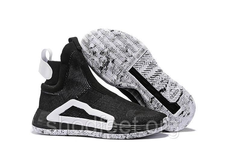 Кроссовки Adidas N3XT L3V3L Core Black / Cloud White