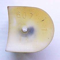 Каблук женский пластиковый 607 беж р.1-3  h- 5,2-5.6 см., фото 2