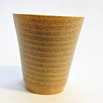 Каблук женский пластиковый 607 беж р.1-3  h- 5,2-5.6 см., фото 3
