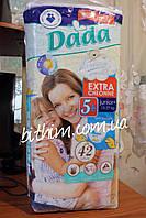 Dada экстра тонкие 5+ (13-27кг) (42шт) Польша