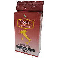 Кава мелена Dolce Aroma Espresso Italiano 250 гр