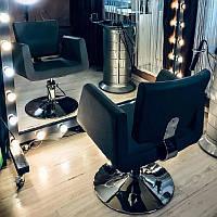 Кресло клиента парикмахерской Orlando