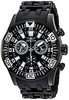Наручные Часы INVICTA SEA SPIDER 19533 Хронограф Оригинал мужские 50 мм