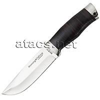 Нож охотничий, серия Hunting&Fishing 2265 (рукоять - кожа наборная)