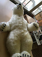 Надувной костюм медведя мишка 2,6 метра