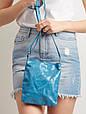 Молодежная сумка через плечо Loren LDN-13 blue, фото 4