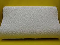 Ортопедическая подушка Memory Pillow с эффектом памяти