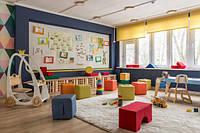 Игровая тематическая мебель для детского сада