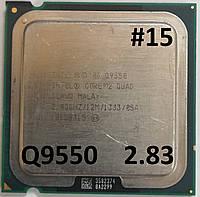 Процессор ЛОТ#15 Intel® Core™2 Quad Q9550 SLAWQ 2.83GHz 12M Cache 1333 MHz FSB Soket 775 Б/У, фото 1