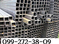 Труба профильная бесшовная 80х60х6,  ( сталь 20 , сталь 09Г2С)