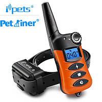 Ошейник для тренировки собаки Ipets 620-1 100% Водонепроницаемый Перезаряжаемый